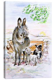Canvas print  Best friends - Diane Matthes