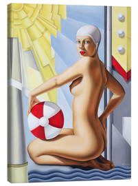 Catherine Abel - SUNWORSHIPPER I
