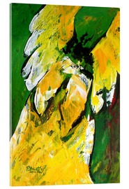 Acrylic glass  Angel of Delight, 2010 - Patricia Brintle