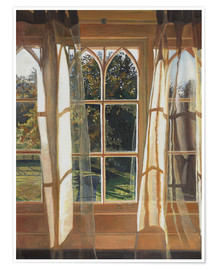 Premium poster The yellow window, 2013,