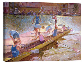 Timothy Easton - When rowing