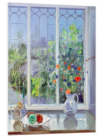 Timothy Easton - Still life in the window