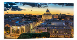 Forex  Roma St. Peters dome - Fine Art Images