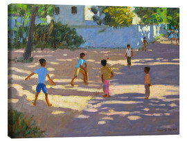 Canvas print  Cochin, India - Andrew Macara