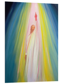 Elizabeth Wang - Jesus Christ points us to God the Father, 1995