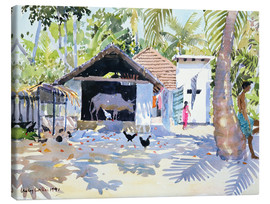 Lucy Willis - The Backwaters, Kerala