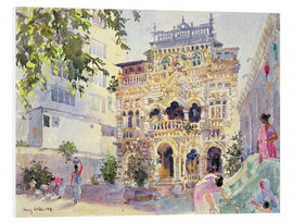 Forex  House on the Hill, Bombay - Lucy Willis