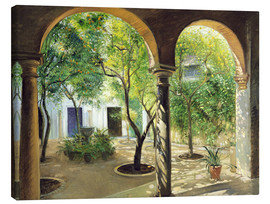 Canvas  Vianna Palace, Cordoba - Timothy Easton