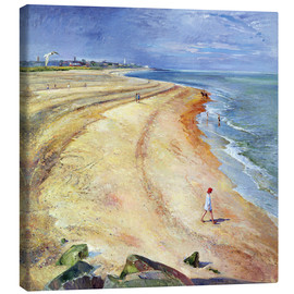 Canvas print  Beach of Southwold - Timothy Easton