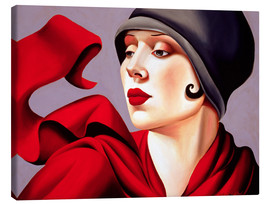 Canvas print  Autumn Zephyr - Catherine Abel