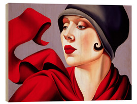 Wood  Autumn Zephyr - Catherine Abel