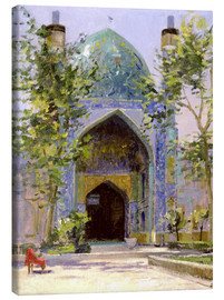 Canvas print  Chanbagh Madrasses, Isfahan - Bob Brown