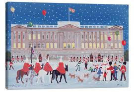 Canvas print  Buckingham Palace, London - Judy Joel