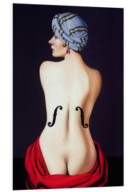 Forex  Homage to Man Ray - Catherine Abel
