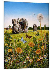 Forex  Landscape of Avebury - Frances Broomfield