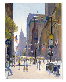 Poster Fifth Avenue
