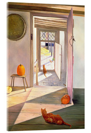 Acrylic print  Cats in the house - Timothy Easton