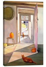 Canvas  Cats in the house - Timothy Easton