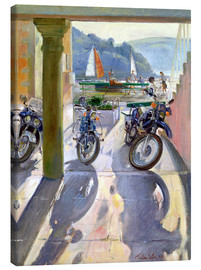 Canvas print  Wheels and Sails - Timothy Easton