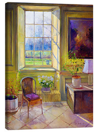 Canvas  Still Life Furniture - Timothy Easton