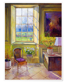 Poster  Still Life Furniture - Timothy Easton