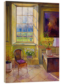 Wood print  Still Life Furniture - Timothy Easton