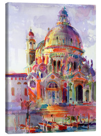 Canvas print  Sanctuary 2002 - Peter Graham