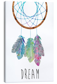 Canvas  Dreamcatcher - GreenNest