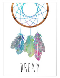 Poster  Dreamcatcher - GreenNest