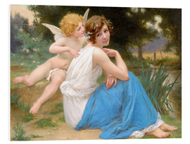 Forex  Cupid and Psyche - Guillaume Seignac