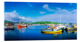 Acrylic glass  Dingle Harbour, Ireland - The Irish Image Collection