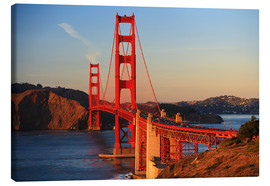 Canvas print  Golden Gate Bridge - Stuart Westmorland