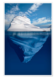 Richard Wear - Iceberg in the Canadian Arctic