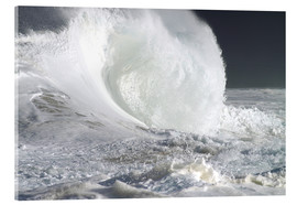 Acrylic print  Breaking wave - Vince Cavataio