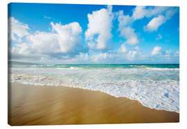 Canvas print  Maui Island - Ron Dahlquist
