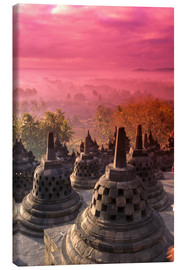 Canvas print  Java in Indonesia - Richard Maschmeyer