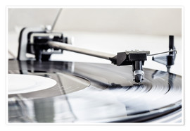 Filtergrafia - turntable