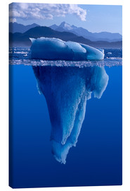 Canvas print  Tip of the iceberg - John Hyde