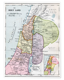 Ken Welsh - The Holy Land In Biblical Times