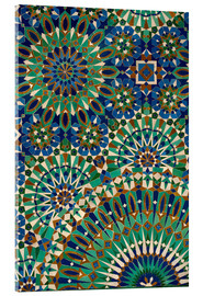 Acrylic glass  Casablanca, Morocco - Ian Cuming