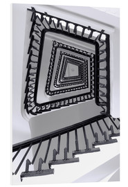 Forex  STAIRCASE I - Sabine Wagner