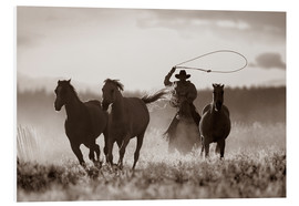 Forex  Cowboy of the horses catches - Richard Wear