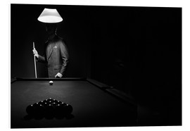 Forex  Pool players and billiard balls - Richard Wear