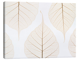 Canvas  Transparent leaves - Kelly Redinger