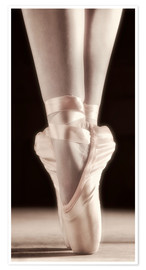 Premium poster  Ballet Shoes - Don Hammond