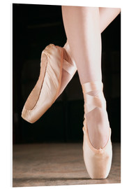 Forex  Ballet Dancer En Pointe - Don Hammond