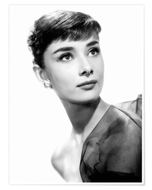Audrey Hepburn as Ondine