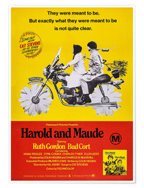 Poster  Harold and Maude