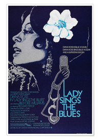 Premium poster Lady Sings the Blues