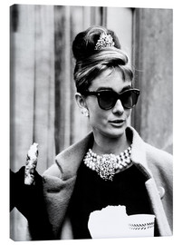 Canvas  BREAKFAST AT TIFFANY'S